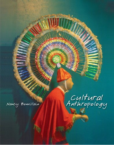 Cultural Anthropology   2006 edition cover