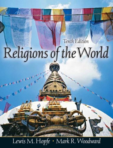 Religions of the World  10th 2007 (Revised) edition cover