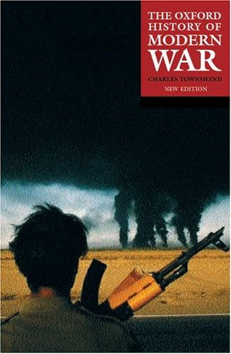 Oxford History of Modern War  2nd 2005 (Revised) edition cover
