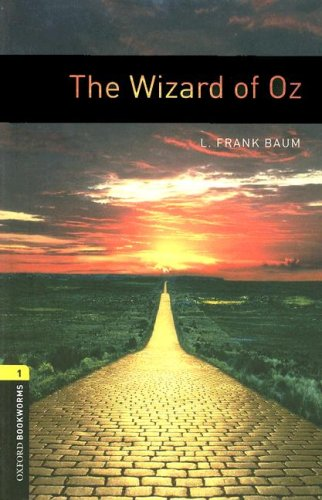 Wizard of Oz   2007 9780194237451 Front Cover