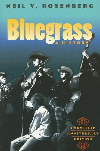 Bluegrass A History 20th 2005 (Anniversary) edition cover