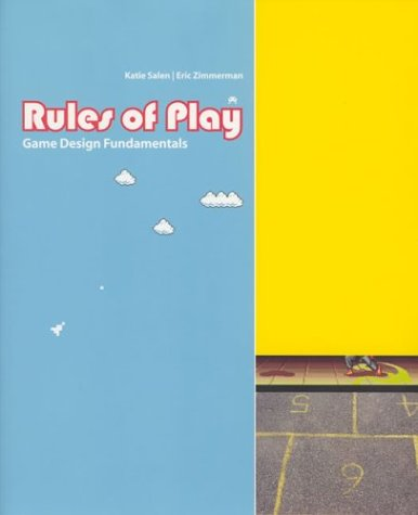 Rules of Play Game Design Fundamentals  2003 edition cover