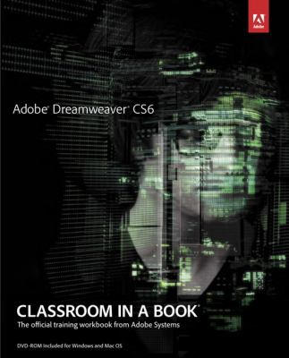 Adobe Dreamweaver CS6 Classroom in a Book   2012 edition cover