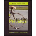 Active Learning Guide for College Physics   2014 edition cover