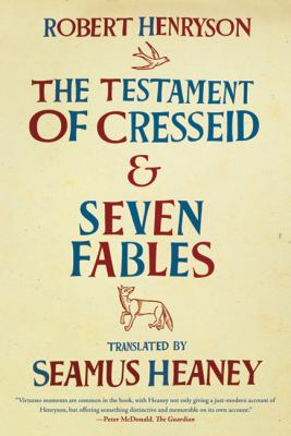 Testament of Cresseid and Seven Fables  N/A edition cover