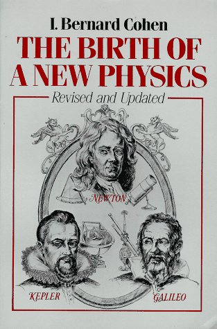 Birth of a New Physics  Revised edition cover