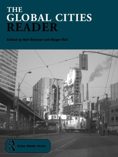 Global Cities Reader   2004 edition cover