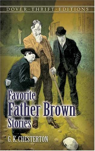 Favorite Father Brown Stories   1993 (Reprint) edition cover
