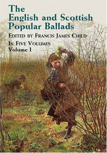 English and Scottish Popular Ballads   2003 edition cover