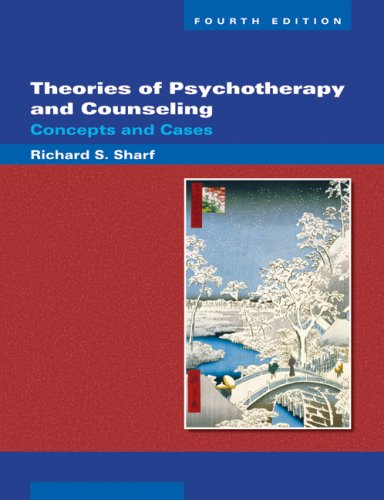 Theories of Psychotherapy and Counseling Concepts and Cases 4th 2008 (Revised) edition cover