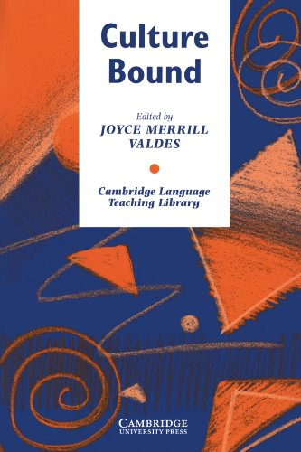 Culture Bound Bridging the Cultural Gap in Language Teaching  1986 9780521310451 Front Cover