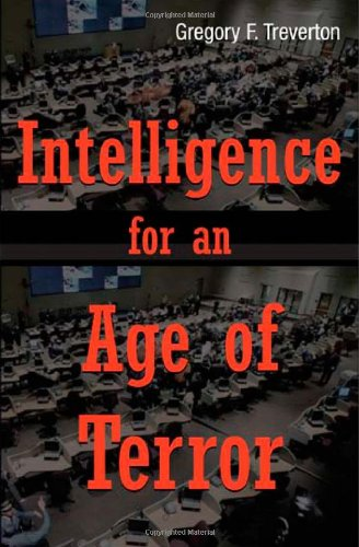 Intelligence for an Age of Terror   2009 edition cover