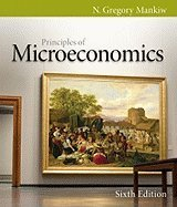 Principles of Microeconomics  6th 2012 9780538477451 Front Cover