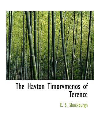 The Havton Timorvmenos of Terence:   2008 edition cover