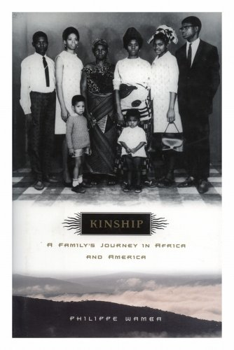 Kinship A Family's Journey in Africa and America  1999 (Reprint) edition cover
