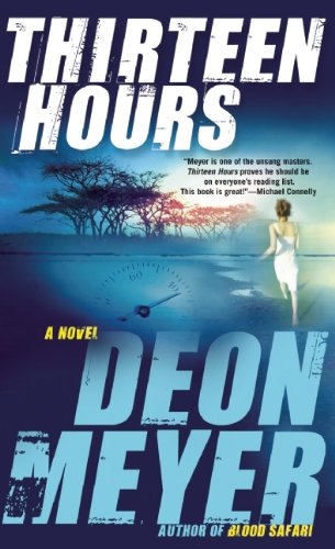 Thirteen Hours  N/A edition cover