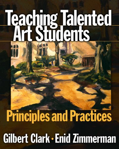 Teaching Talented Art Students Principles and Practices  2004 edition cover