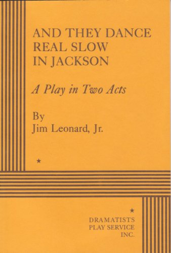 And They Dance Real Slow in Jackson  N/A edition cover