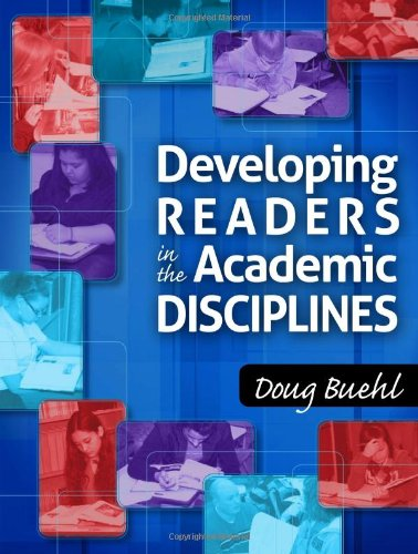 Developing Readers in the Academic Disciplines   2011 9780872078451 Front Cover
