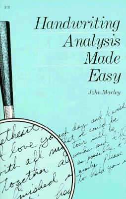 Handwriting Analysis Made Easy N/A 9780879800451 Front Cover