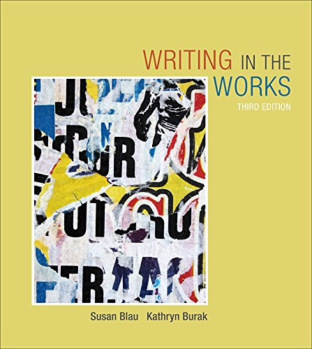 WRITING IN THE WORKS-W/ACCESS  N/A 9781285585451 Front Cover