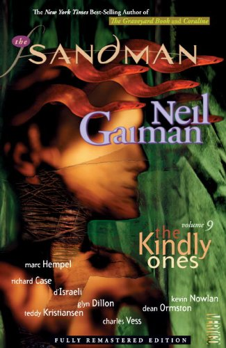 Sandman - The Kindly Ones   2010 edition cover