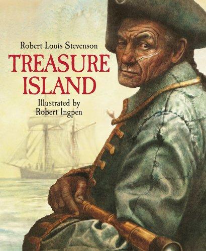 Treasure Island   2011 edition cover