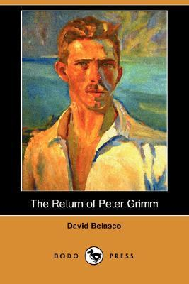 Return of Peter Grimm  N/A 9781406537451 Front Cover