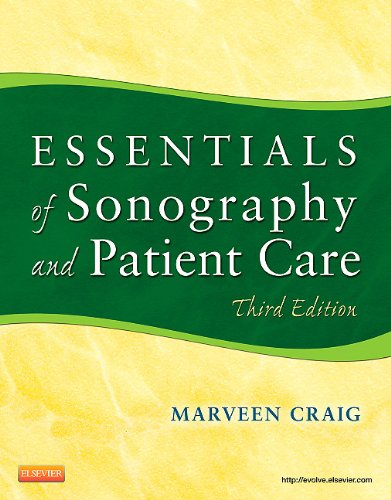 Essentials of Sonography and Patient Care  3rd 2012 edition cover