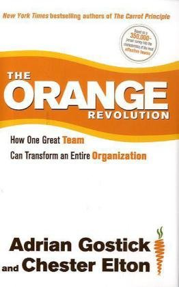 Orange Revolution How One Great Team Can Transform an Entire Organization  2010 edition cover