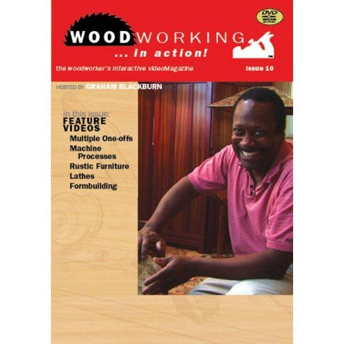 Woodworking in Action:   2012 edition cover
