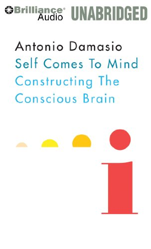 Self Comes to Mind: Constructing the Conscious Brain  2010 edition cover