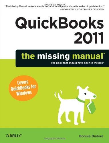 QuickBooks 2011   2010 9781449392451 Front Cover
