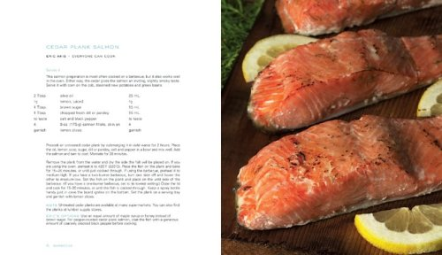 Salmon The Cookbook  2005 9781552856451 Front Cover