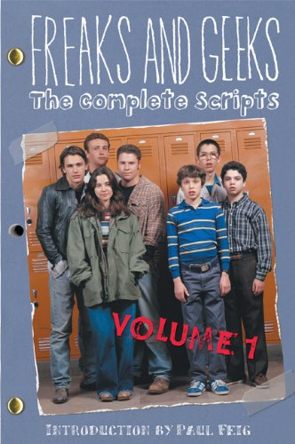 Freaks and Geeks   2004 9781557046451 Front Cover