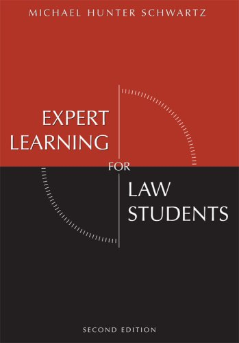 Expert Learning for Law Students  2nd 2008 edition cover