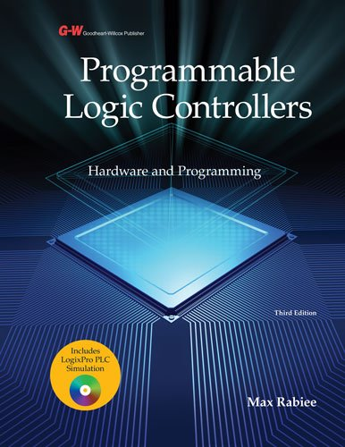 Programmable Logic Controllers Hardware and Programming 3rd 2013 edition cover