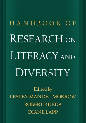 Handbook of Research on Literacy and Diversity   2009 edition cover
