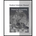 FINANCIAL ACCT.F/MBAS-STUD.SOL N/A edition cover