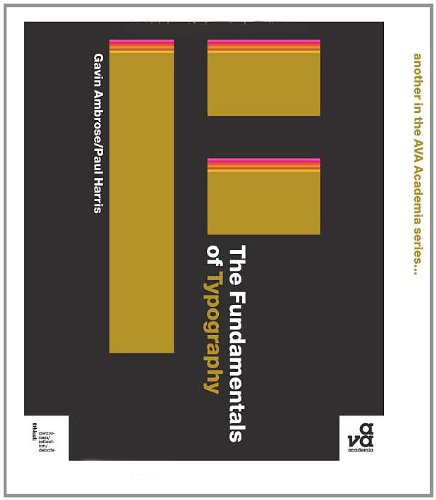Fundamentals of Typography   2006 edition cover