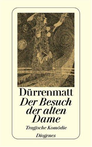 Besuch der Alten Dame 1st edition cover