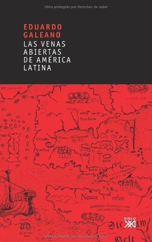Open Veins of Latin America  24th 2004 edition cover