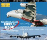 AirUtopia : AIRBUS A380 THE FIRST YEARS 'Super Jumbo Rising' Video DVD-(Airport, airliner, plane, airplane, aircraft FILM) System.Collections.Generic.List`1[System.String] artwork