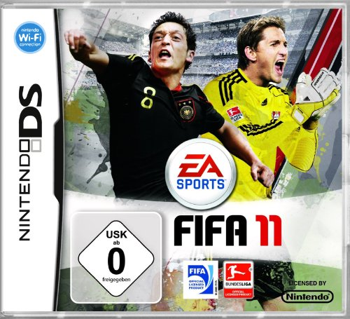 FIFA 11 [Software Pyramide] Nintendo DS artwork