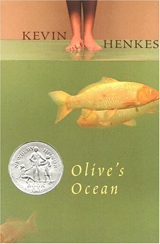 Olive's Ocean   2003 (Reprint) edition cover