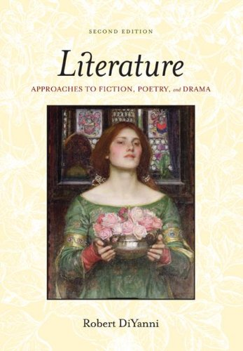 Literature Approaches to Fiction, Poetry, and Drama 2nd 2008 9780073124452 Front Cover