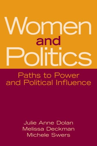 Women and Politics Paths to Power and Political Influence  2007 edition cover