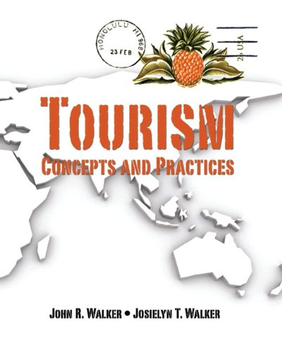 Tourism Concepts and Practices  2011 edition cover