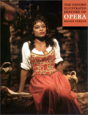 Oxford Illustrated History of Opera   2001 edition cover