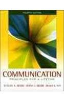 Communication Principles for a Lifetime, Books a la Carte Plus MyCommunicationLab Pegasus 4th 2010 9780205743452 Front Cover
